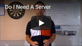 Do I need a server new